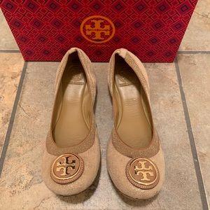 Tory Burch Shoes - Tory Burch Caroline 2 Flats